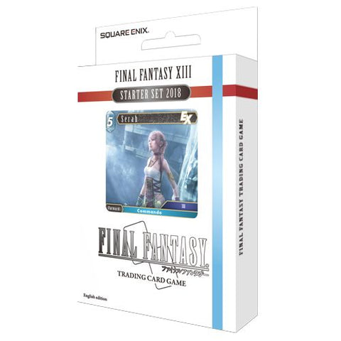 Final Fantasy Trading Card Game - Final Fantasy XIII Starter Deck (Opus V)