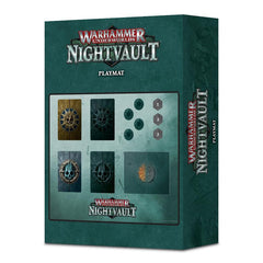 Nightvault Dashboard Playmat
