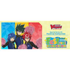 Cardfight!! Vanguard Special Series 3 - Festival Collection Booster