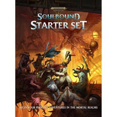 Soulbound: Starter Set - Age of Sigmar Roleplay