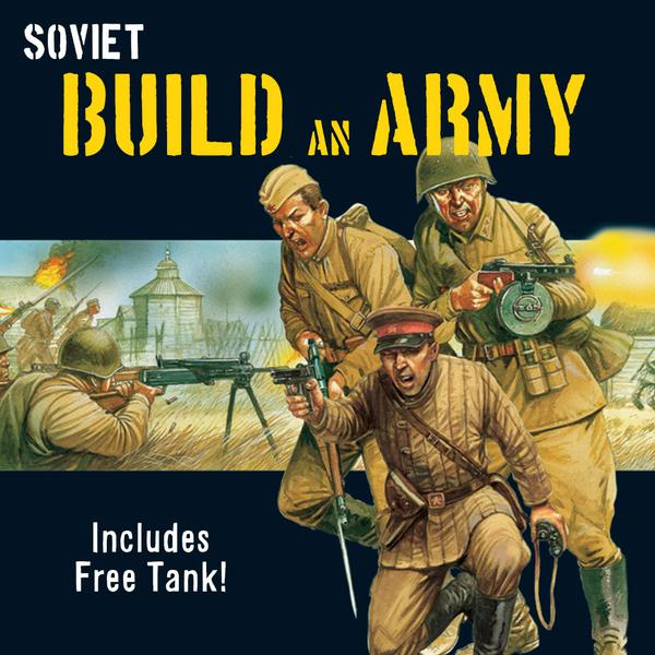 Build Your Own Army: Soviet Union