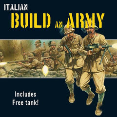Build Your Own Army: Italy