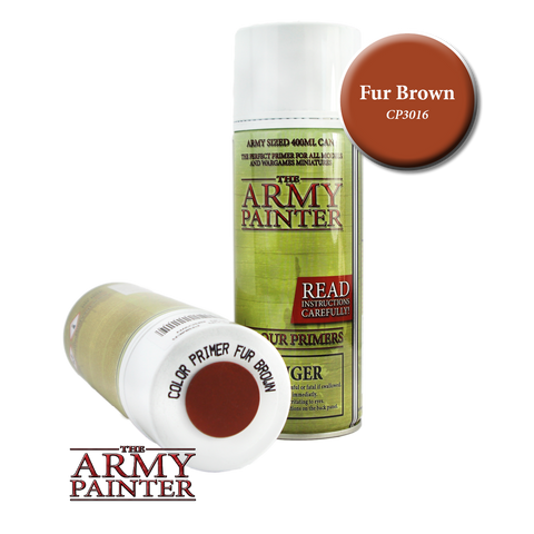 Colour Primer - Fur Brown