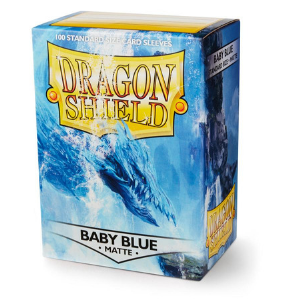 Dragon Shield Sleeves Baby Blue (100)