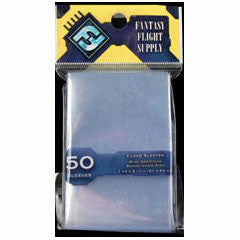 Mini US Board Game Sleeves Clear x50 (41x63mm)