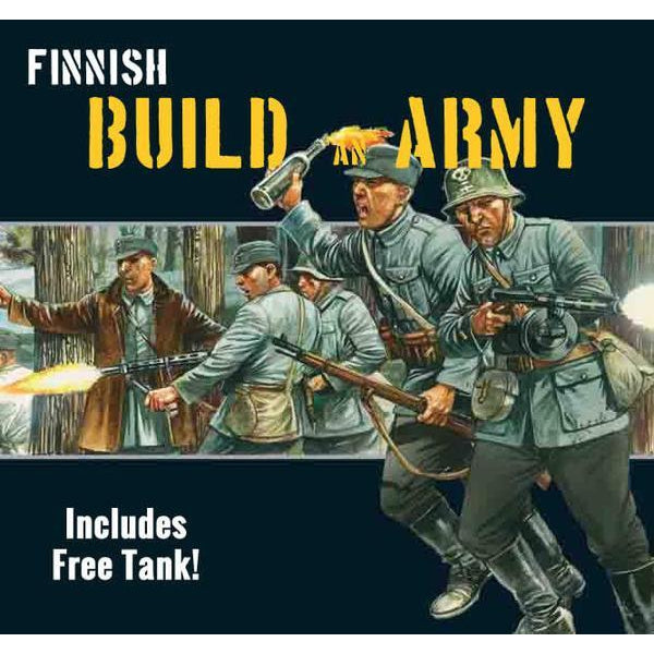 Build Your Own Army: Finland