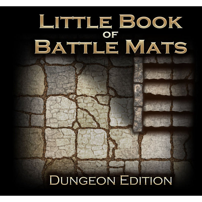Big Book of Battle Mats (A4)