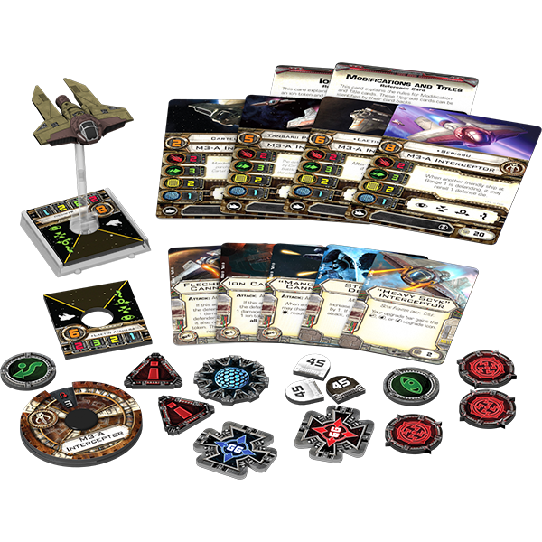 M3-A Interceptor Expansion Pack