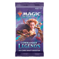 MTG: Commander Legends Draft Booster