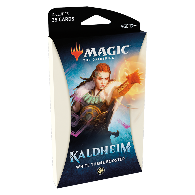 Kaldheim Theme Booster White