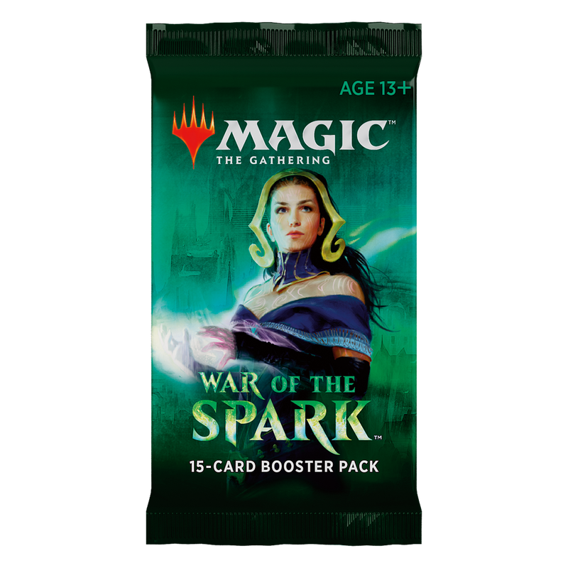 War of the Spark Booster