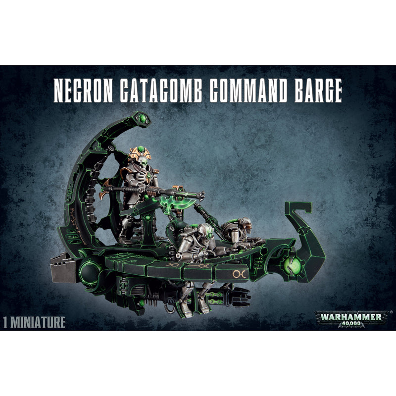 Necron Catacomb Command Barge