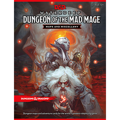 Dungeon of the Mad Mage Map Pack