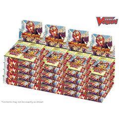 CFV G Booster Raging Clash of  the Blade Fangs Booster Box
