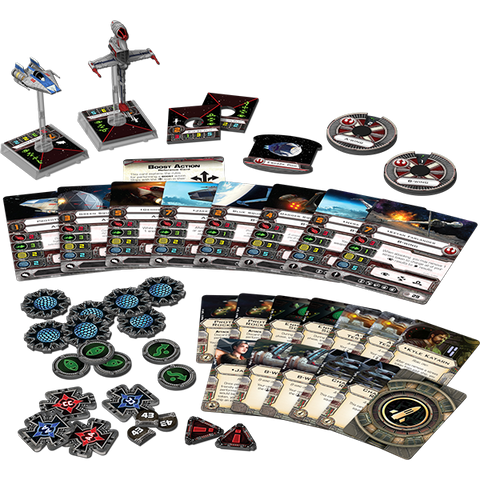 Rebel Aces Expansion Pack