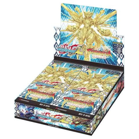 BFE Future Card Buddyfight Ace Booster Box Vol. 1 Gargantua Awakened