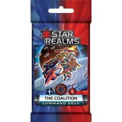 Star Realms Command Deck: The Coalition