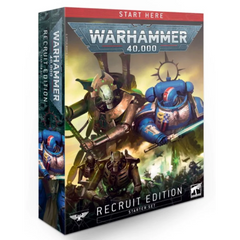 Warhammer 40,000 Starter Set: Recruit Edition