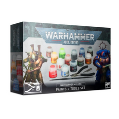 Warhammer 40,000 Paint and Tools Set