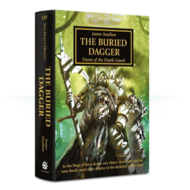 The Buried Dagger (Paperback)