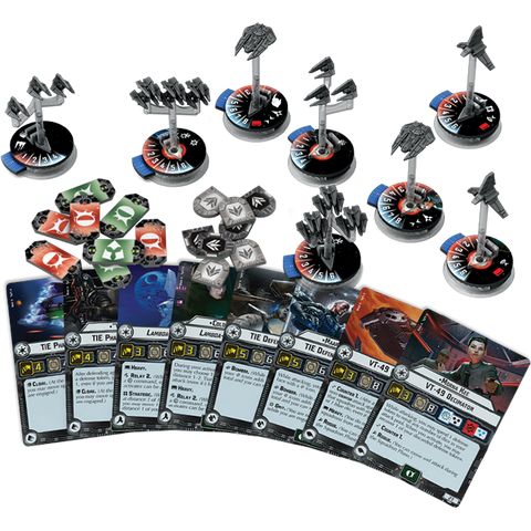 Imperial Fighter Squadrons II Expansion Pack