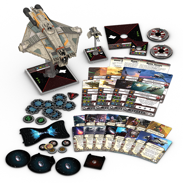 Ghost Expansion Pack: X-Wing Mini Game