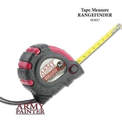 Army Painter Range Finder (Tape Measure)