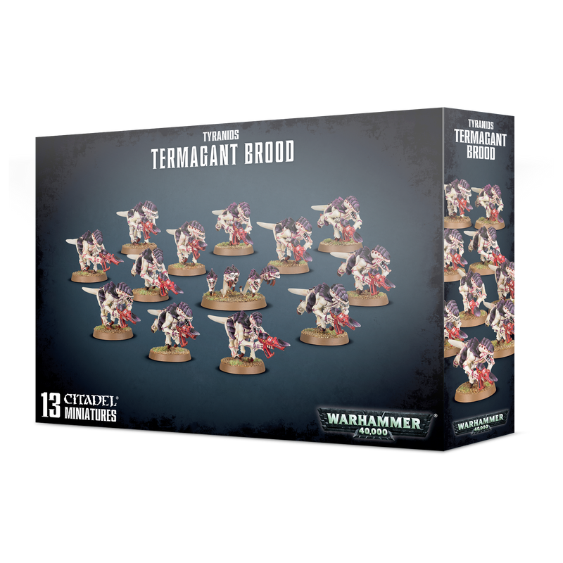 Tyranid Termagant Brood