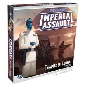 Imperial Assault :  Twin Shadows