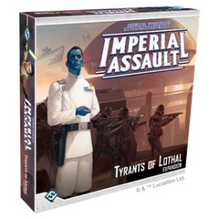 Imperial Assault :  Tyrants of Lothal