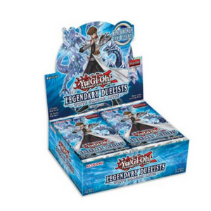 Legendary Duelists White Dragon Abyss Booster