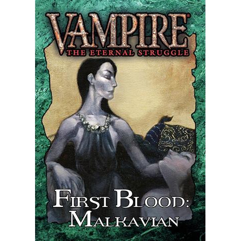 First Blood: Malkavian Expansion