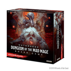 Waterdeep: Dungeon of the Mad Mage Board Game