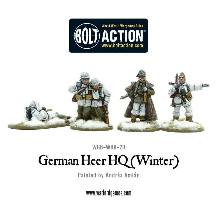 German Heer HQ (Winter)