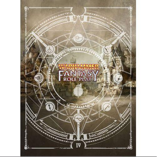 Warhammer Fantasy Roleplay Rulebook: Limited Collector's Edition