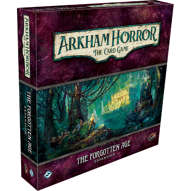 Arkham Horror: The Forgotten Age (Deluxe)