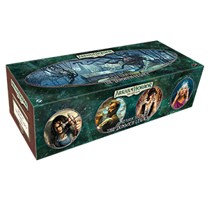 Return to the Path to Carcosa: Arkham Horror LCG Exp