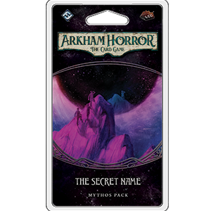 Arkham Horror Mythos Pack:  The Secret Name