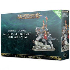 Easy to Build: Astreia Solbright: Lord Arcanum