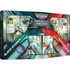 Pokemon  TCG: Black Kyurem vs. White Kyurem  Battle Arena Decks