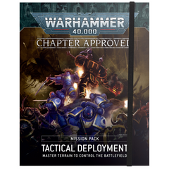 Chapter Approved 2020: Tactical Deployment Mission Pack