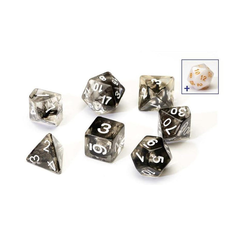 Sirius Dice: Semi-Transparent Blue Aurora