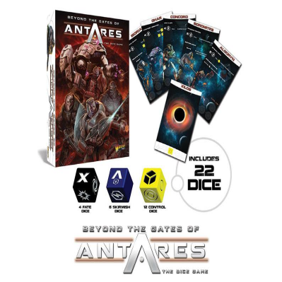 Beyond The Gates of Antares - The Dice Game