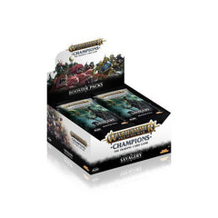 Warhammer Age of Sigmar: Champions Wave 1 Campaign Decks