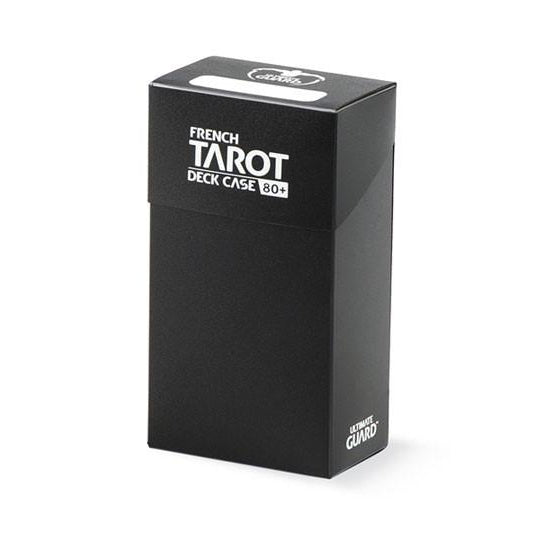 French Tarot Deck Case 80+ Black
