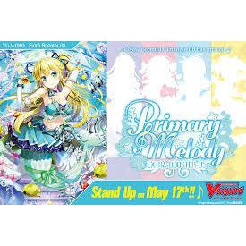 CFV Primary Melody Extra Booster Box
