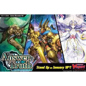 CFV: The Answer of Truth booster