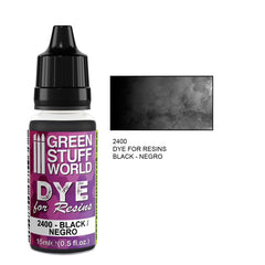 Dye for Resin - Black 15ml