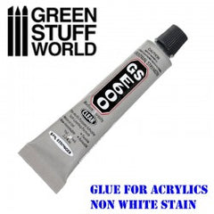 Cyanocrylate Adhesive - GEL formula - with precision tips