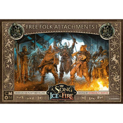 Free Folk Attachments #1: A Song Of Ice and Fire Exp.